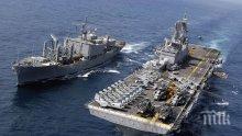 САЩ и Южна Корея започнаха своите ежегодни военни учения