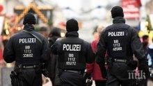 БЕРЛИН НАСТРЪХНА! Сблъсъци между неонацисти и антифашисти в центъра