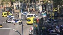 """""""Ел Паис"""" гръмна: Клетка от 12 терористи е ударила Барселона и Камбрилс"""