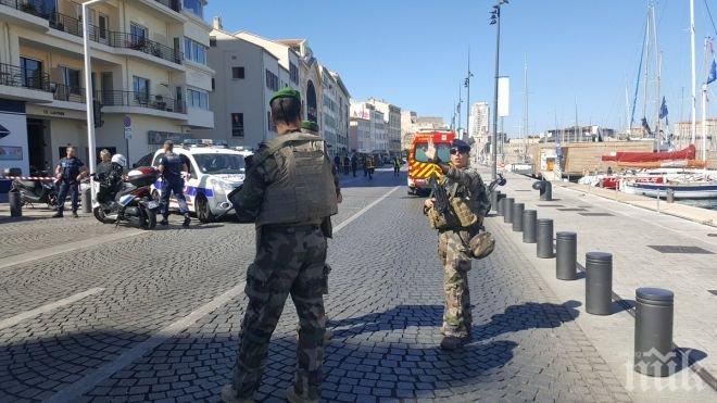 ЕКСКЛУЗИВНО! Нападателят, прегазил хора в Марсилия - психар! Откраднал колата тази сутрин
