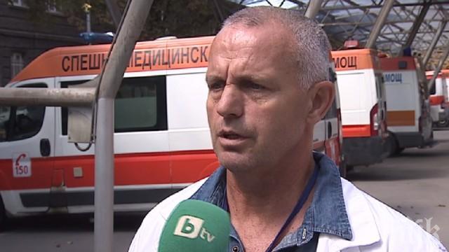 Пореден случай на агресия срещу медици: Нападнаха екип на Спешна помощ в София
