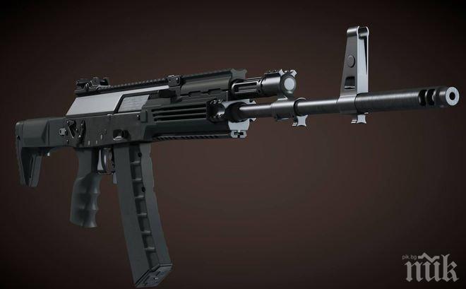 """Серийното производство на АК-12 """"Ратник"""" стартира през 2018 година"""