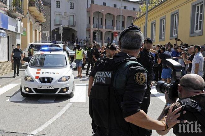 Терористите от Барселона готвели по-голям атентат