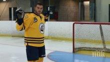 Български талант в хокея направи важна крачка към НХЛ