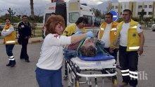 АД В ТУРЦИЯ! Жестока катастрофа с автобус! Петима загинаха, ранените са десетки (ВИДЕО)