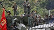 Венецуела показа военна мощ след санкциите от САЩ