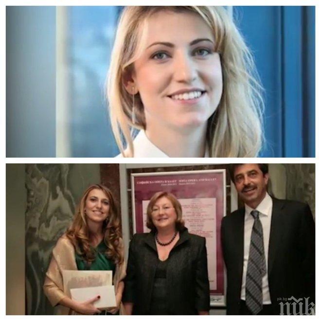 ИЗВЪНРЕДНО! Сръбската полиция е задържала за кратко дъщерята на Цветан Василев!