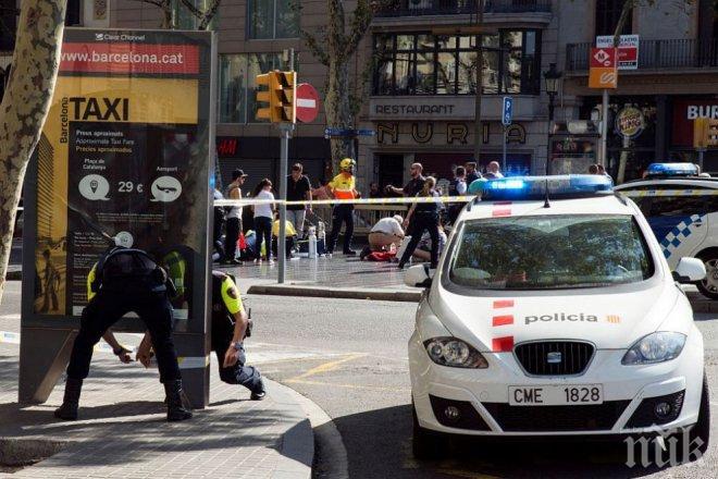 ЕКСКЛУЗИВНИ КАДРИ! Вижте терористите от Барселона часове преди атаката
