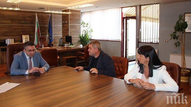 МРРБ дава 1,4 млн. лв. за ремонта на ВиК мрежата в Лом