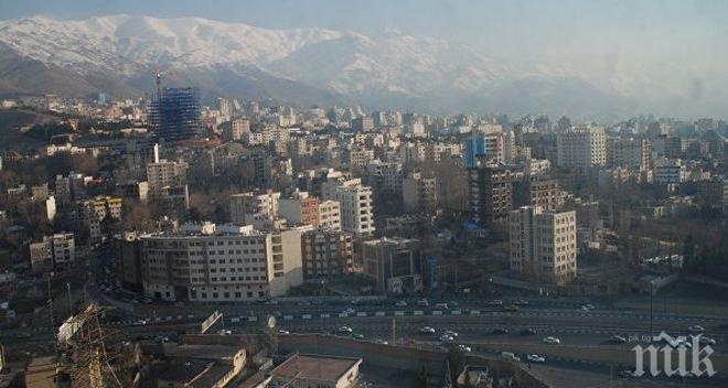 Секретарката на швейцарското посолство в Техеран полетя от висока сграда