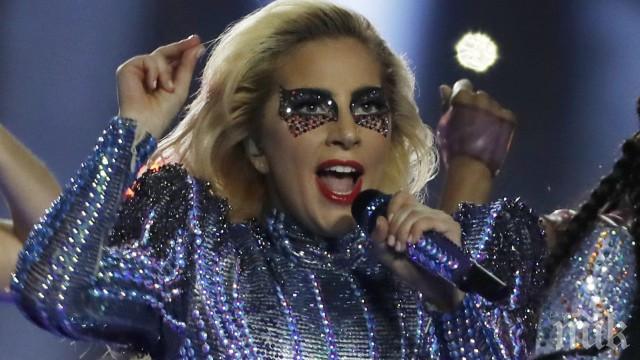 Лейди Гага публикува ВИДЕО с българска народна песен в Инстаграм