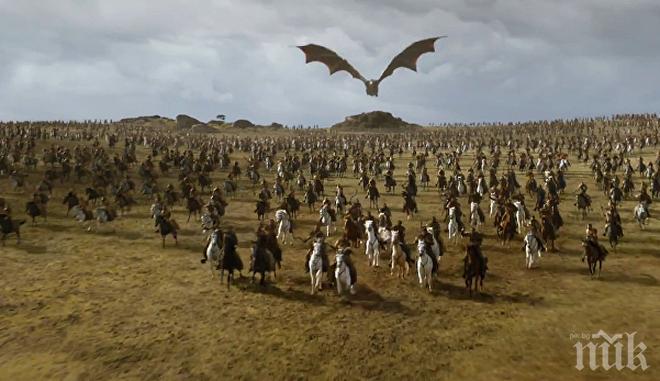 """Хакери публикуваха сценария на заключителния епизод от седмия сезон на """"Игра на тронове"""""""