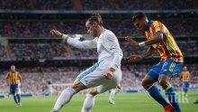 """Луда вечер на """"Сантяго Бернабеу"""", Реал (Мадрид) загуби точки (СНИМКИ)"""