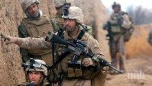 Американският военен контингент в Афганистан е 11 000 военнослужещи