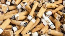 РЕКОРД! 22 млрд. фаса от цигари изхвърлиха туристите по гръцките плажове