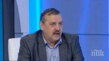 Проф. Кантарджиев: Няма риск от вирусът коксаки в България