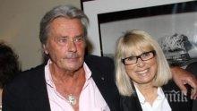 Почина легендарната актриса Мирей Дарк - една от любимите жени на Ален Делон