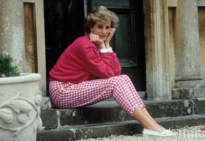 Великобритания скърби! 20 години без принцеса Даяна