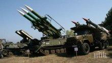 Иран тества свой нов ракетно-зенитен комплекс