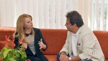 НОВ СТАРТ! Коко Каменаров седна на стола на Вяра Анкова в БНТ официално