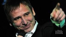 """САМО В ПИК И """"РЕТРО""""! Виктор Калев взема 4 бона на час - комикът си наду тарифата, таксува всяка допълнителна минута"""
