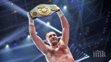Силни думи! Промоутърът на Пулев убеден, че българинът няма да повтори грешките на Кличко срещу Джошуа
