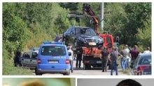 МЪЛНИЯ В ПИК! ЗАПОДОЗРЯН №1 ЗА ОТВЛИЧАНЕТО: бандата на баретата Бай Добри, арестуван за атентата срещу Алексей Петров! Крие се за друг похитен бизнесмен и платен откуп от 400 000 лв.