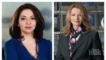 """СЕНЗАЦИЯ! НОВИ ТВ РОКАДИ! Вяра Анкова сяда в стола на уволнената от Нова Дарина Сарелска! """"Комбина"""" аут от ефир! Ето къде отива Лора Крумова"""