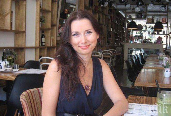 Кобилкина сяда в стола на Венета Райкова