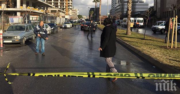 Силен взрив разтърси Измир, има ранени