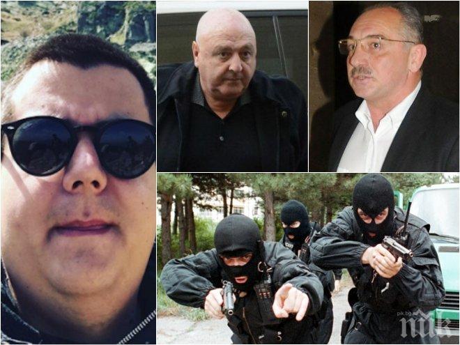 ЕКСКЛУЗИВНО В ПИК! Адриан Златков отвлечен по подобие на Ангел Бончев и сина на Венци Стефанов
