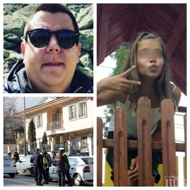 БОМБА В ПИК! Нова версия: Полицейски шеф поръчва отвличанията, извършителите - униформени. Адриан ударен от похитителите на Румен Гунински - син
