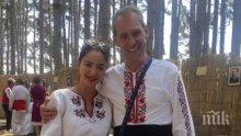 Холивудската легенда Бен Крос изуми почитателите си! За последната си роля актьорът се научи да играе български народни танци