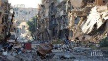 """Сирийската армия е ликвидирала за денонощие над 100 бойци на """"Ислямска държава"""" в района на Дейр ез Зор"""