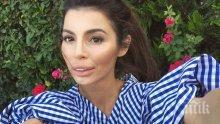 Нико Тупарев прости на Мегз - дизайнерката се размина със съд