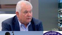 ЕКСКЛУЗИВНО! Ген. Кирчо Киров с остър коментар за състоянието на родното разузнаване