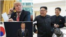 НА РЪБА НА ВОЙНАТА! Ким Чен Ун готви мощна атака - изстрелва поредна балистична ракета