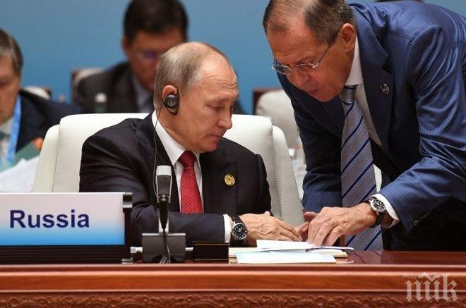 Остри реплики! Путин предупреди САЩ да не снабдяват Украйна с оръжия