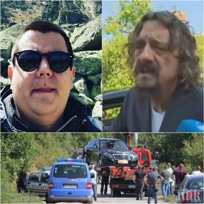 ГОРЕЩИ РАЗКРИТИЯ! Похитителите на Адриан откраднали 10 дни по-рано автомобила, с който го отвлекли