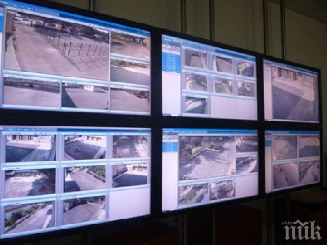 Охраняват детските градини и занималните с видеонаблюдение