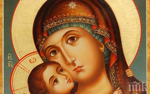 Днес е Малка Богородица - Рождество на Дева Мария!