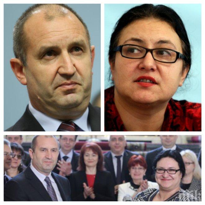 ИЗВЪНРЕДНО В ПИК TV! Шефката на ЦИК докладва на президента Румен Радев за електронното гласуване (ОБНОВЕНА)