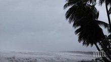 """Ураганът """"Ирма"""" """"освободи"""" над 100 затворници на Британските Вирджински острови"""