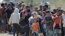 Гърция отчита засилване на мигрантската вълна през август