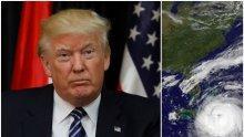 """АПОКАЛИПСИС! Тръмп: """"Ирма"""" идва! Бог да ни пази! (СНИМКИ/ВИДЕО)"""