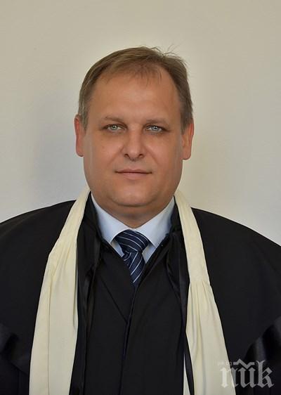 Георги Чолаков е новият председател на ВАС