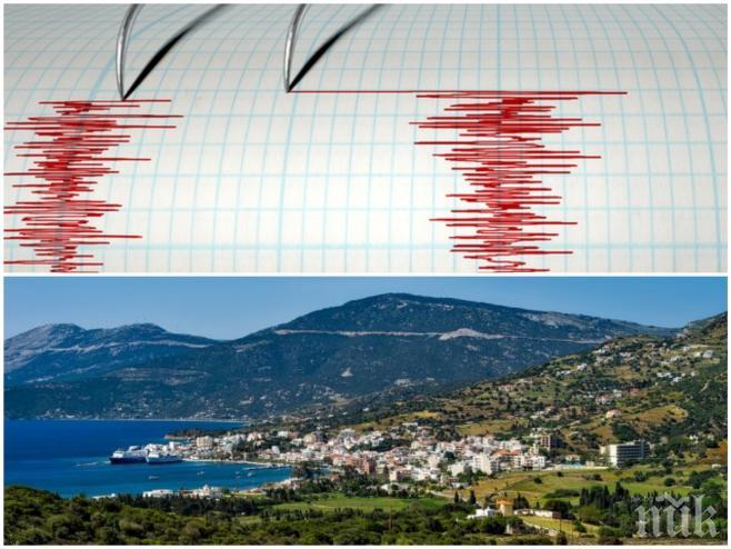 ИЗВЪНРЕДНО! Турция трепери! Убийствено земетресение може да изравни Истанбул със земята