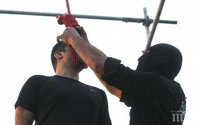 В Иран осъдиха на обесване руски терорист