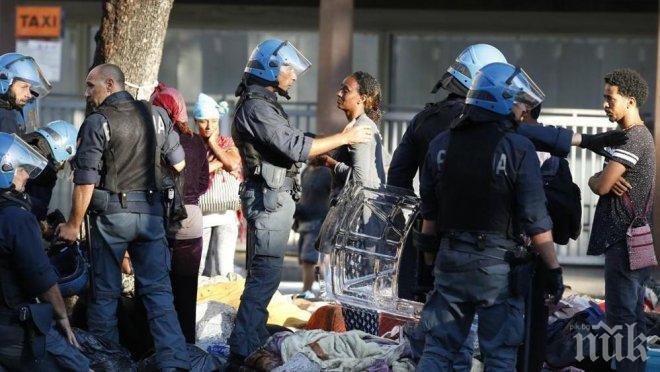 Мигрантите си проправят нови маршрути през Испания и Румъния