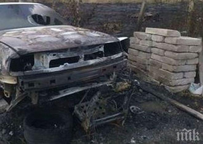 Безхаберието на EVN предизвика 2 пожара край Бургас! По чудо няма жертви (СНИМКИ)